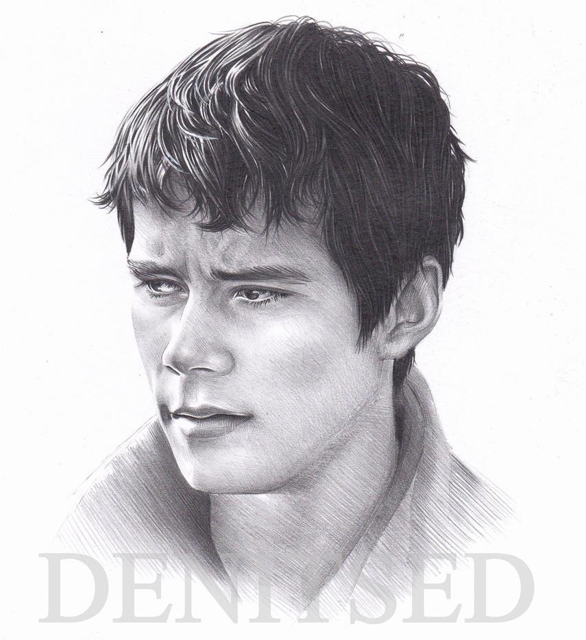 Thomas [Maze Runner] by DENITSED