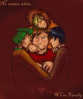 SP- We're Family by predagirl
