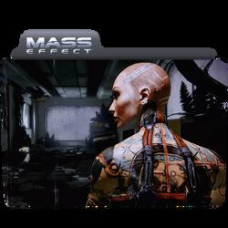 Mass Effect Folder 3 by Lezya