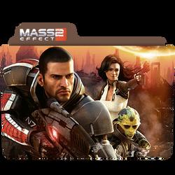 Mass Effect 2 Folder/Icon by Lezya