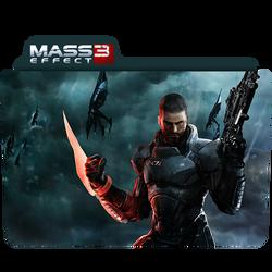 Mass Effect 3 Folder/Icon by Lezya