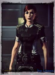 Mass Effect Femhsep by Lezya