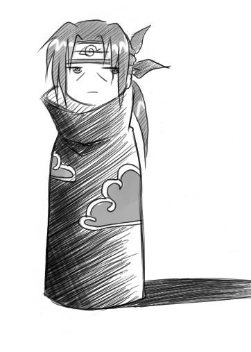 itachi by darkitachi666