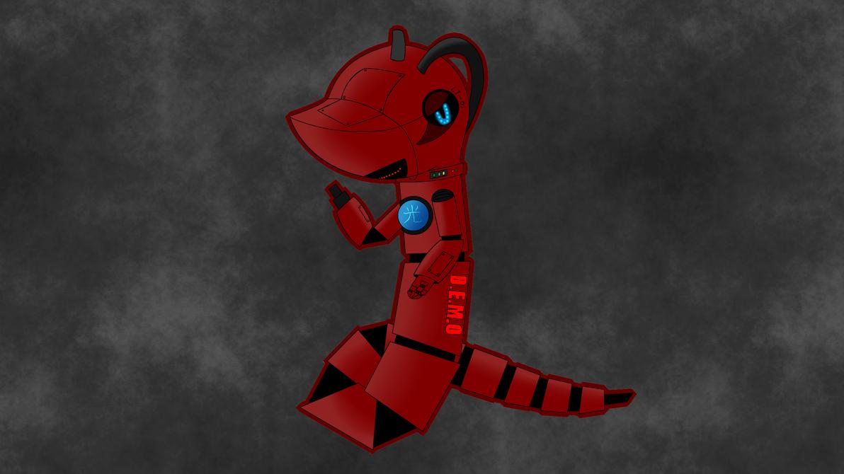 D.E.M.O Bot by Parsonsda