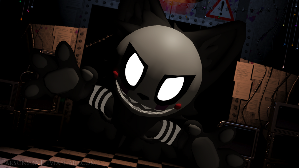 Marionette Sparky Electron Jumpscare by Parsonsda