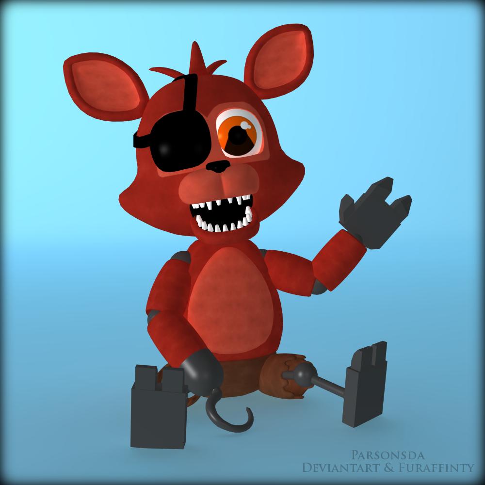Cute adventure foxy fnaf worlds by parsonsda on deviantart - Fnaf cute pictures ...