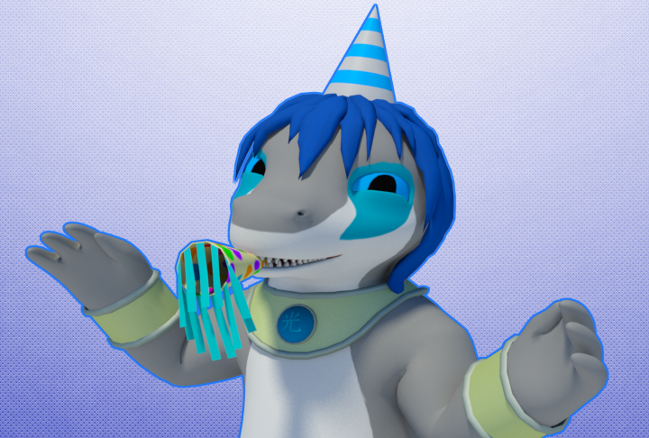 Happy Birthday Parz! by Parsonsda