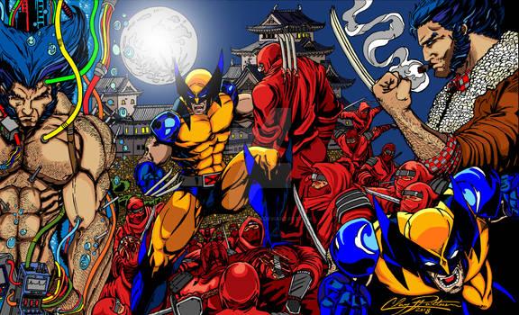 Wolverine Mash-up