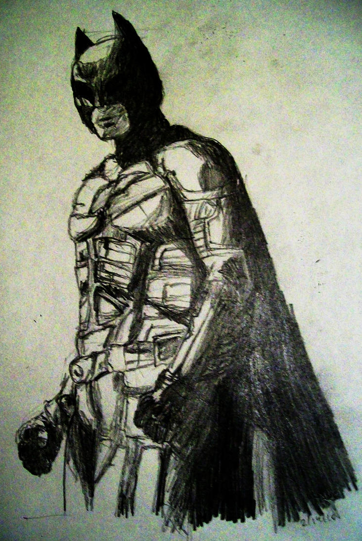 Batman Darknight by Soulsteeler113