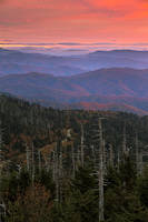 Autumn in the Appalachians by Mashuto