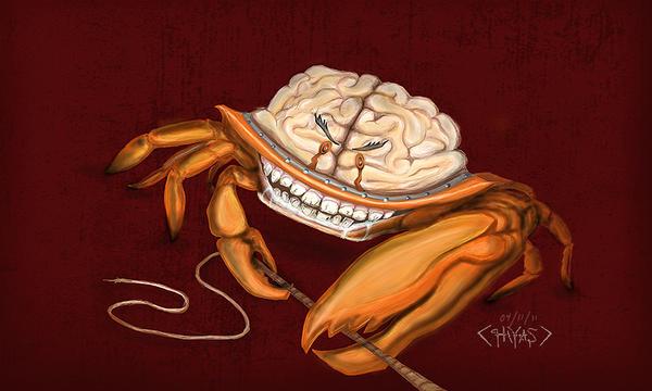 crab_mentality_by_kromatiks0009-d3fxw13 - 'Kasag nga kinaiya' - Pulong Bisaya