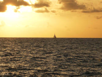 We Sailed Into The Sun