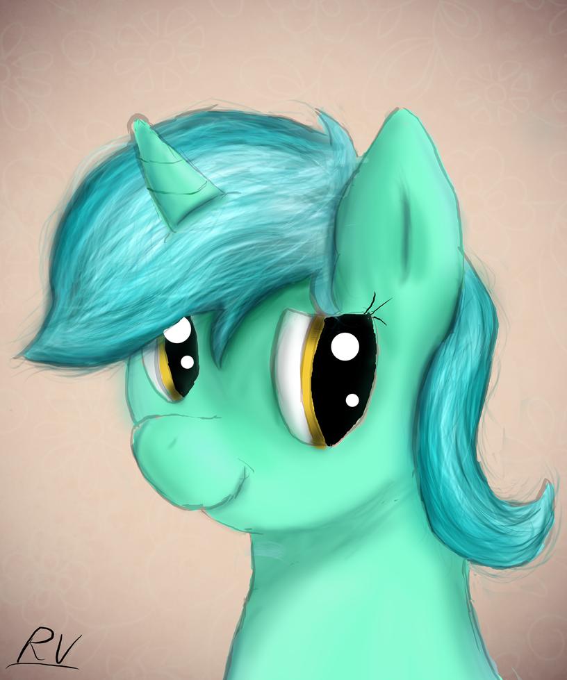 Lyra by RainyVisualz