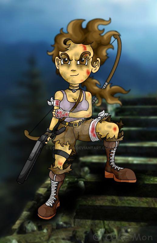 Lara Croft (Tomb Raider) by CokanoMon