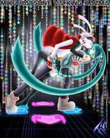 Cyber Dance Battle by FipsNezu