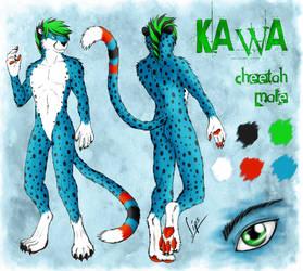 Kawa Reference Sheet by FipsNezu