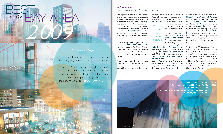Lauren Watson GRPH306 Typography 2: 20 magazine spreads