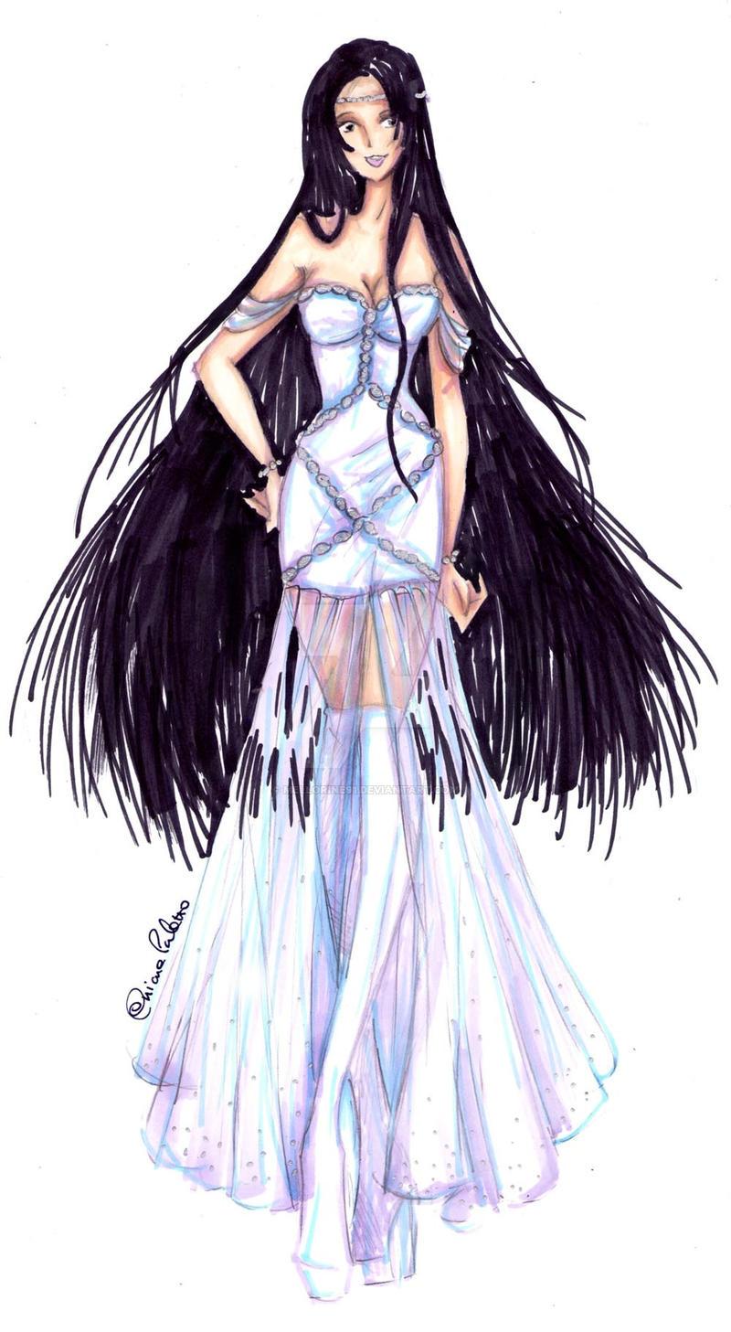 Boa Hancock - Haute Couture by Mellorine91