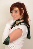 Sailor Jupiter Photoshoot III by Mellorine91