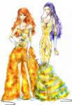 Shining Gold - Haute Couture