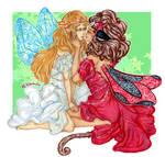 Fairies~ by Mellorine91