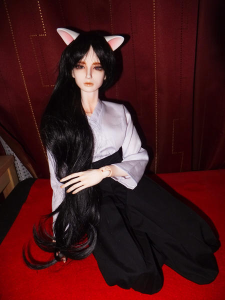 Hisui kitty :3