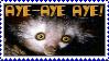 Stamp- Aye-Aye Aye