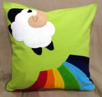 Spring Cushion Coussin Printanier