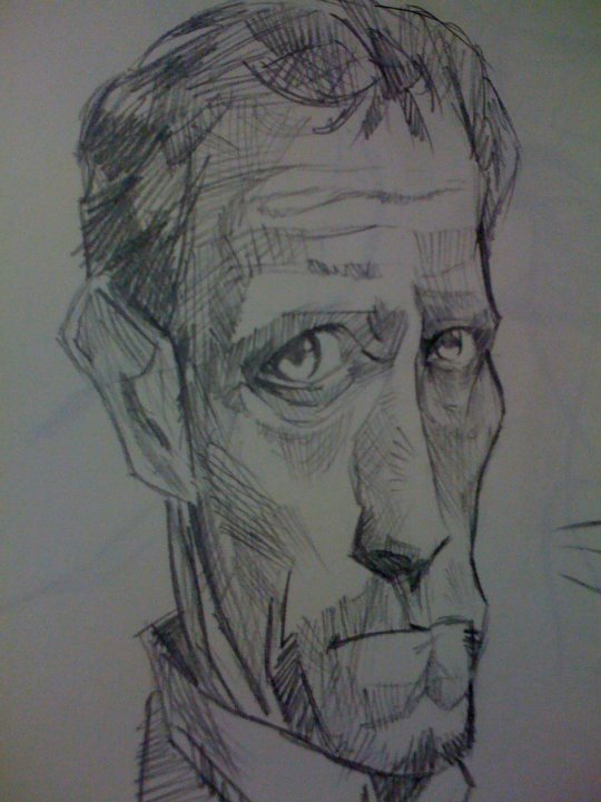 Dr. House by RenanSantos