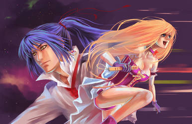 Macross Frontier - commission