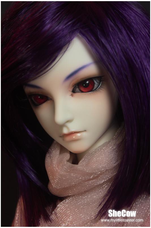Tieria Erde - doll face-up
