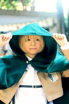 Armin cosplay