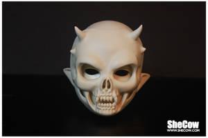 Head3 and skull mask