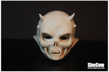 Head3 and skull mask