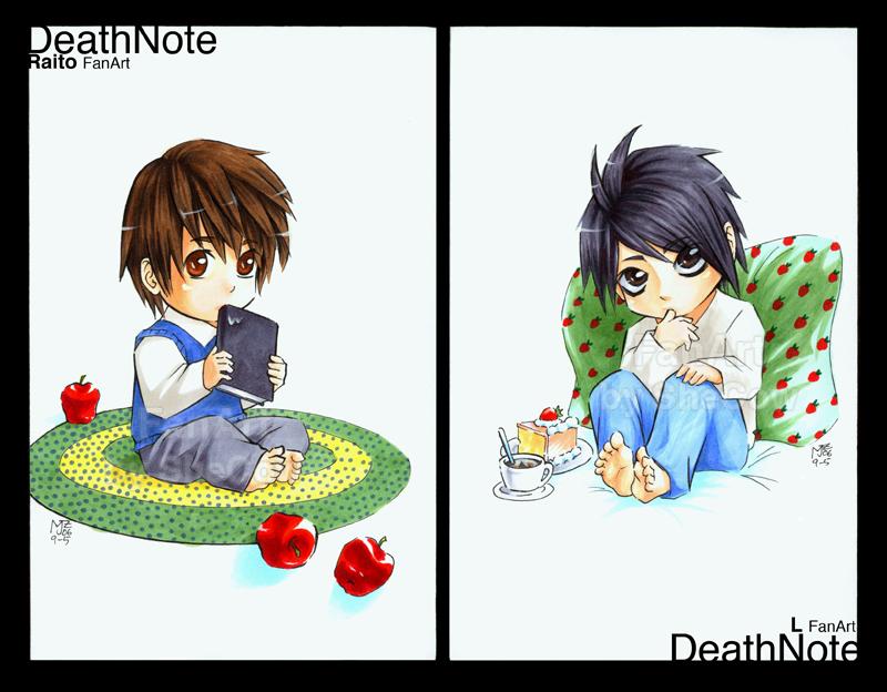 Death Note - FanArt