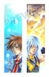 Kingdom Hearts - BookMarks