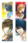 Death Note_bookmarks