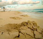 A walk on the Beach by InnovationGroup