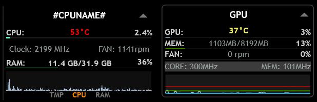 RainformerHWI CPU