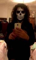 Halloween makeup 2 by Blackbell93