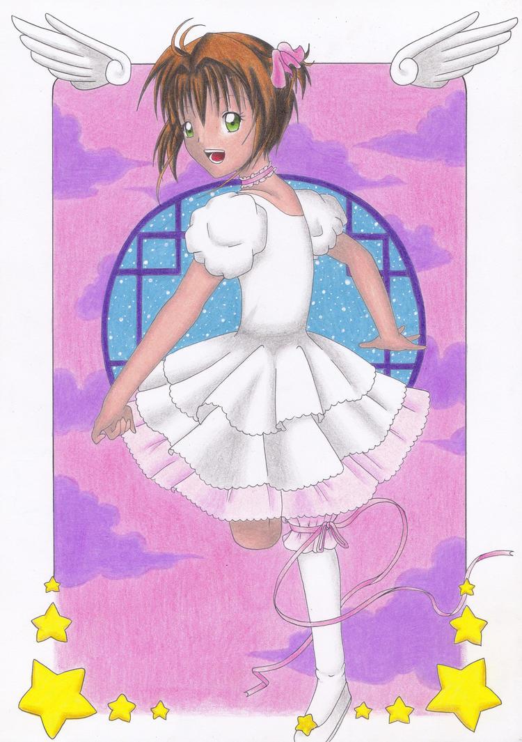 Card Captor Sakura by KasumiKetchum