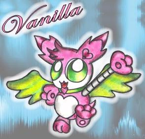 Vanilla by Azurenna
