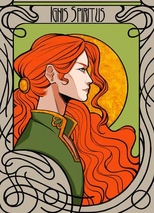 Ignis Spiritus by HolyHaurelia