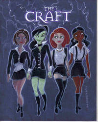 The Craft by LEXLOTHOR
