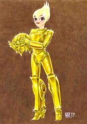 Golden Girl by LEXLOTHOR