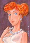 Wilma Flintstone Red Hot Mama