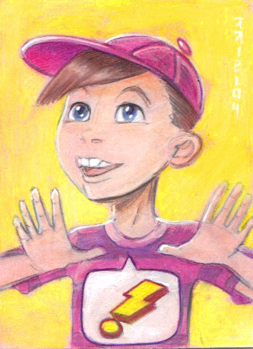 Timmy Turner by LEXLOTHOR