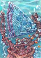 Tidal Life of Litoria by LEXLOTHOR