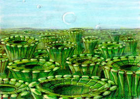 Exoplanetscape 24 by LEXLOTHOR