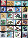 Paleo Stamp Collection 4